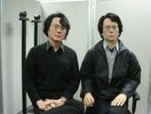 profesor ishiguro y su robot